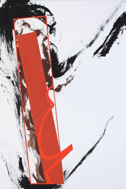 IDN, 'Figure / Tree (65)', 2018, A.I. Gallery