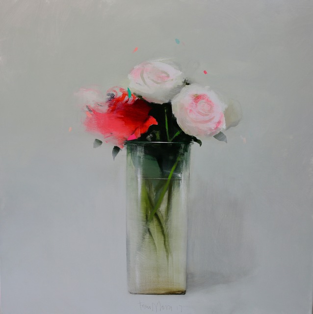 , 'Flores Rosas,' 2017, Strange Tracey