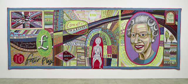 Grayson Perry, 'Comfort Blanket', 2014, Paragon