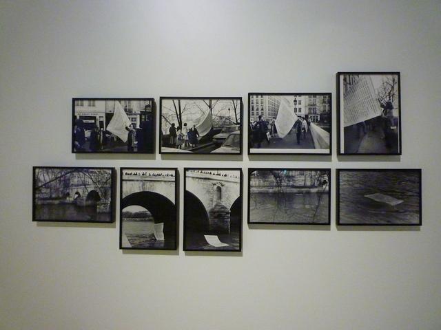 , 'Dissolution dans l'eau Pont Marie - 17 heures, 1978 Paris 11th of May, 1978,' 1978, espaivisor - Galería Visor