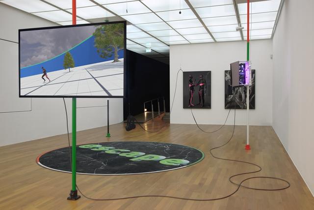 , 'VR 02 – Palo Alto,' 2017, Roehrs & Boetsch