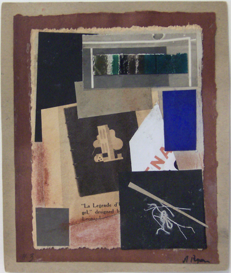Anne Ryan, 'Untitled #3', 1948-1954, Washburn Gallery
