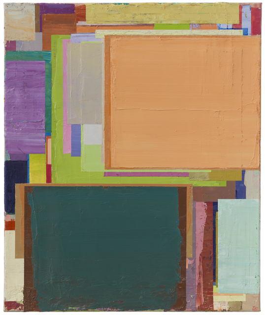, 'Den Tisch in die Ecke stellen 40,' 2016, PIFO Gallery