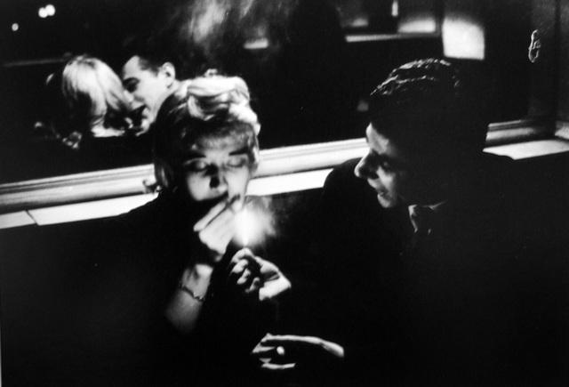 , 'Cafe Le Bidule,' 1957, Peter Fetterman Gallery
