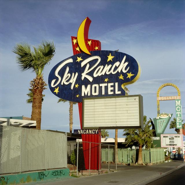 , 'Las Vegas, Nevada, August,' 2002, photo-eye Gallery