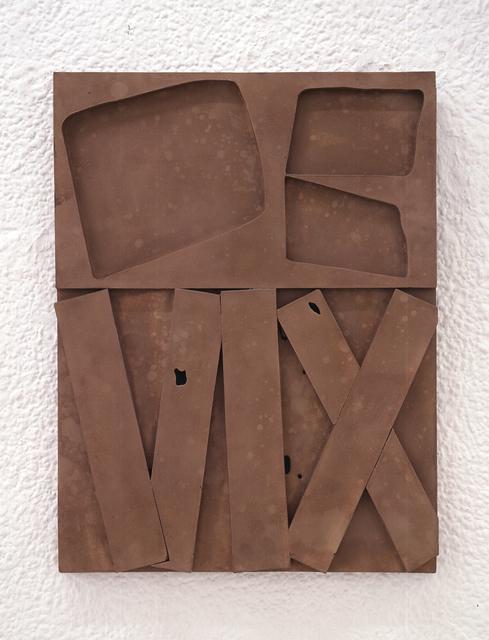 , 'Bronze E,' 1994, Annely Juda Fine Art