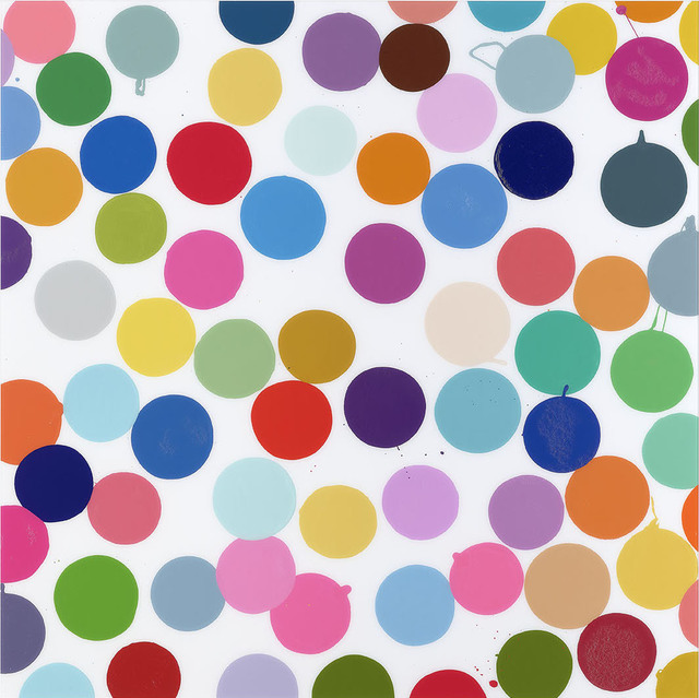 Damien Hirst, 'Plaza', 2018, Print, Diasec-mounted giclée print on aluminium panel, RAW Editions Gallery Auction