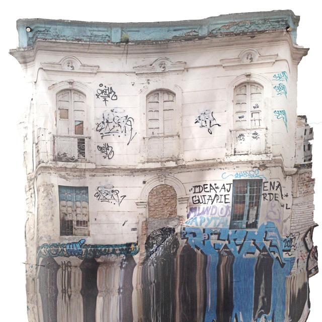 , 'Unshrouded 2,' 2016, Casas Riegner