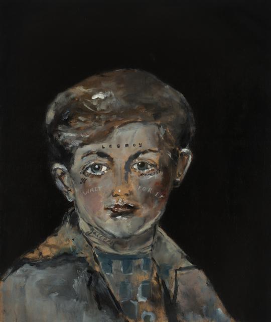 , 'Legacy,' 2017, Galerie Heike Strelow