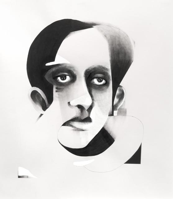 , 'Untitled Portrait V,' , Moskowitz Bayse