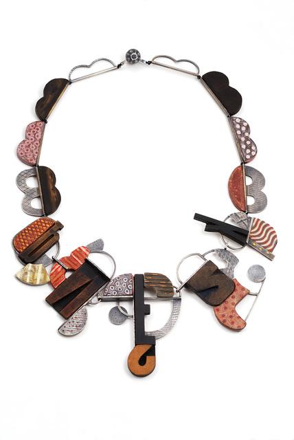 , 'Shape Necklace #13,' 2012, form & concept