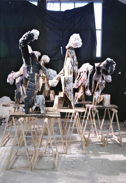 , 'Atelier, Calais,' 2014, Galerie Christophe Gaillard