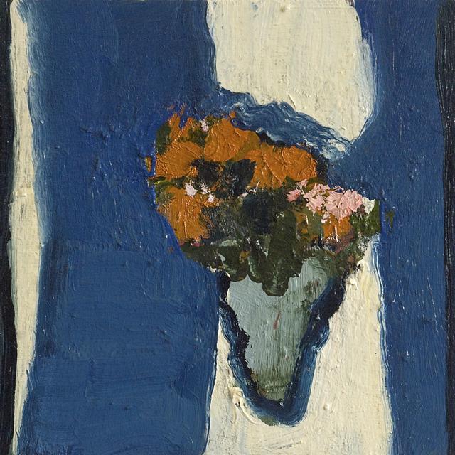 Jennifer Hornyak, 'Burnt Orange with Blue', 2019, Wallace Galleries