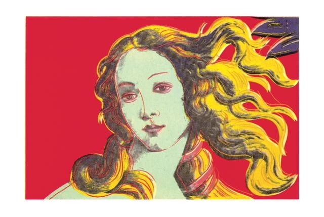 Andy Warhol, 'Birth of Venus-Red', 2000, ArtWise
