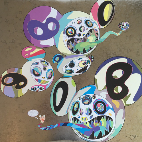 Takashi Murakami, 'Spiral', 2014, Dope! Gallery