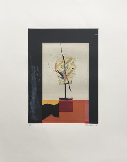 , 'Today's Gaze,' 2008, David Krut Projects