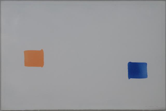 , 'Correspondance,' 1996, BHAK