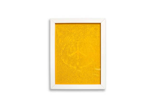 , 'Flowering Peace (Orange),' 2017, Garis & Hahn