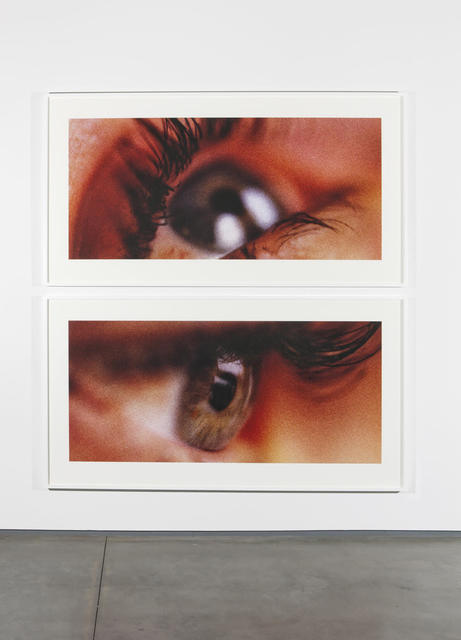 Sam Samore, 'Eye Diptych (#3)', 2012, Team Gallery