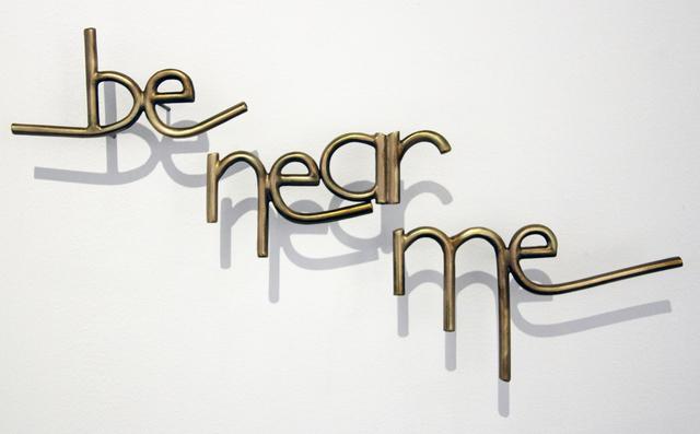 , 'be near me,' 2018, Winston Contemporary Art