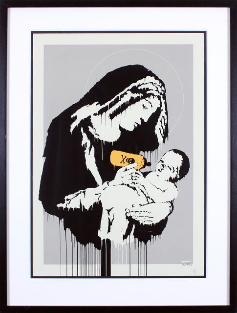 Banksy, 'Toxic Mary', 2004, Gormleys Fine Art