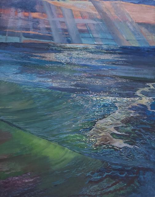 , 'Sea Foam,' 2018, Gallery NAGA