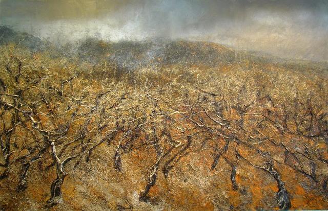 , 'Tierra y acrilico 60,' 2013, Fernando Luis Alvarez Gallery