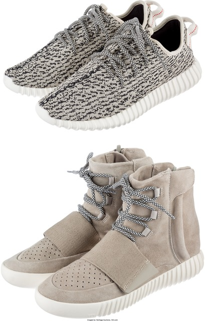 lowest price 0daca 6d3c6 Adidas X Yeezy | Boost 350 OG, Boost 750 OG; 2 pairs (2015 ...