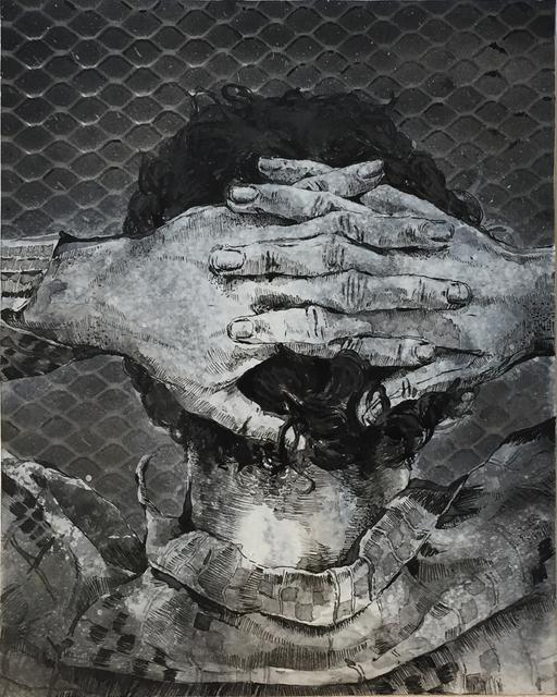 Esteban del Valle, 'Fence before the Wall', 2018, Albert Merola Gallery