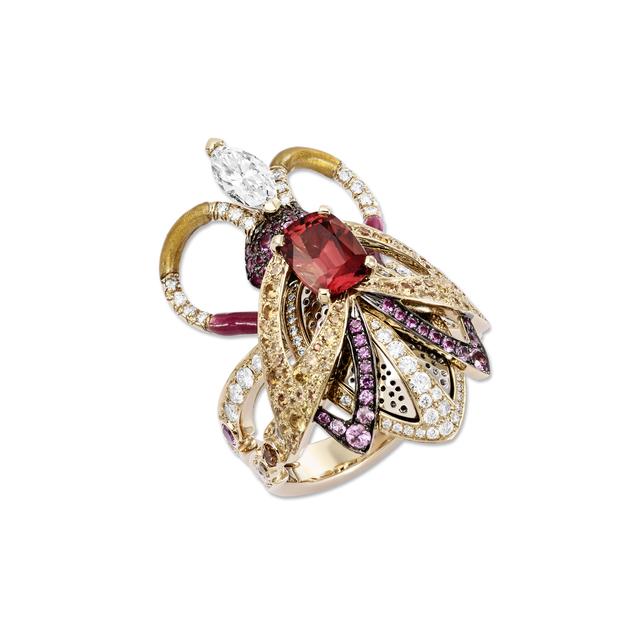 , 'Scarabée Ring,' , Lorenz Bäumer Paris