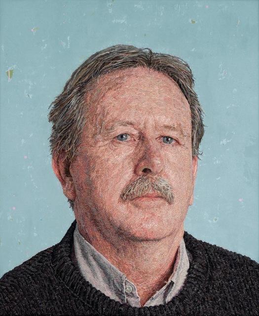 , 'Bruce,' 2018, Lyons Wier Gallery