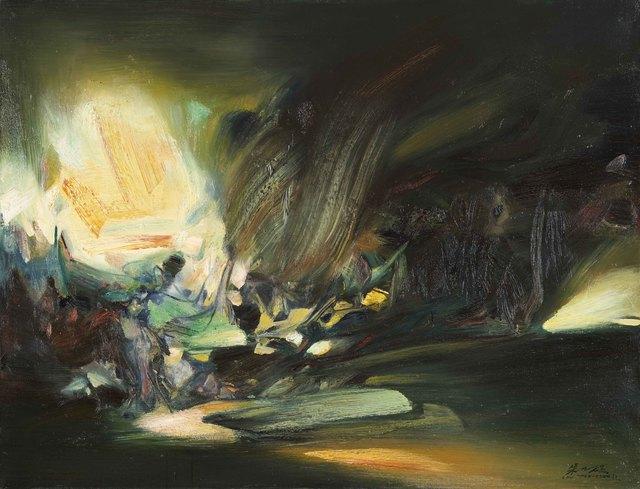 , 'No. 185,' 1964-1971, de Sarthe Gallery