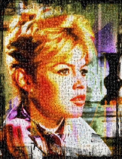 , 'Brigitte Bardot.,' 2017, BOCCARA ART