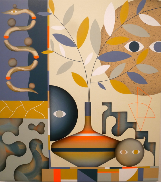 , 'Segment 8,' 2018, Urban Spree Galerie