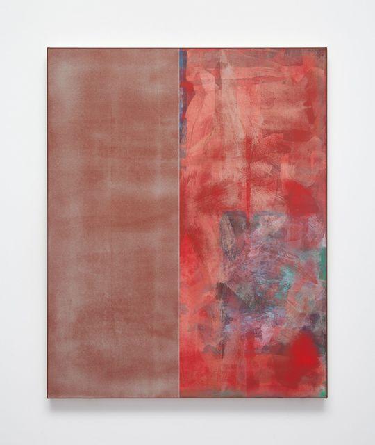 , 'Untitled Painting,' 2018, Perrotin