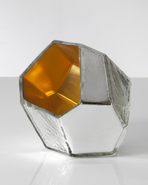 , 'Faceted sculptural vessel,' 2012, R & Company