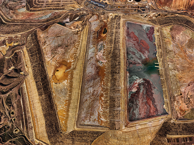 , 'Morenci Mine #2, Clifton, Arizona,' 2012, Bryce Wolkowitz Gallery