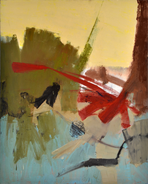 , 'Untitled,' 1960, Peyton Wright Gallery