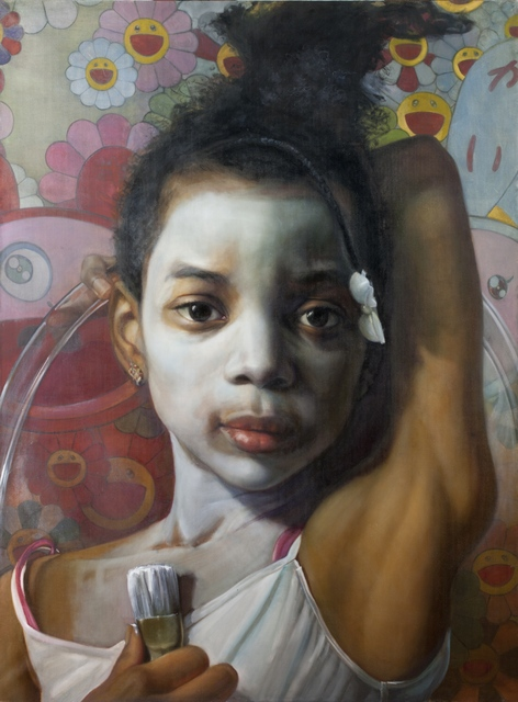 , 'The Artist,' 2010, RJD Gallery