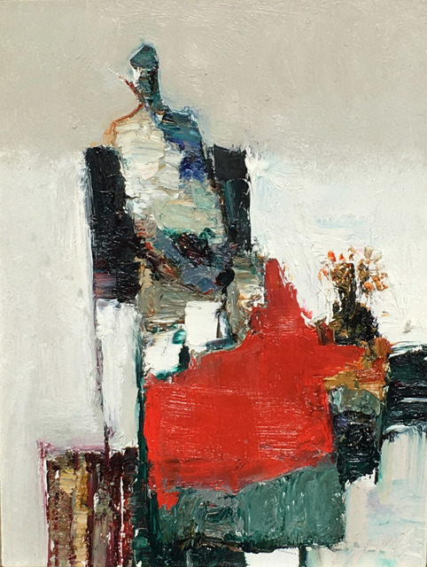 Danny McCaw, 'Positioning', 2018, Sue Greenwood Fine Art