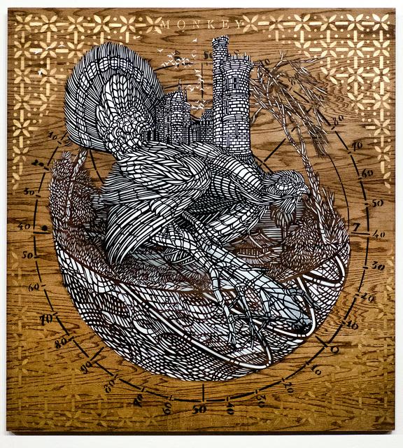 "Monkey Bird, '""Stratosphère""', 2019, ANNO DOMINI"