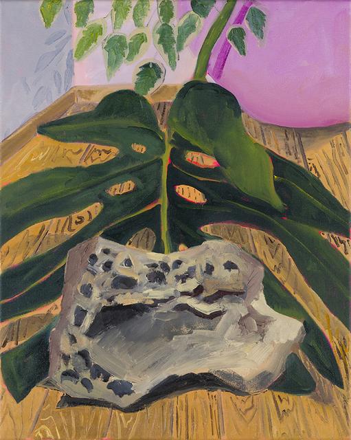 , 'Porous Study,' 2018, Tappan
