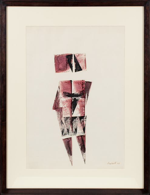 , 'Composition,' 1961, Rosenberg & Co.