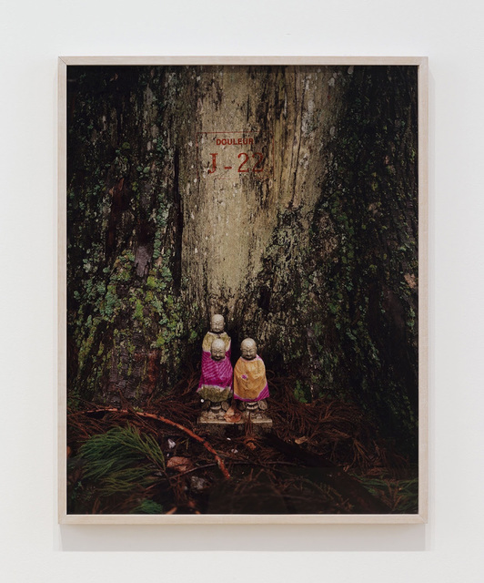 , 'Exquisite pain, J-22 (Bouddha in front of a tree),' 1984/2003, Perrotin