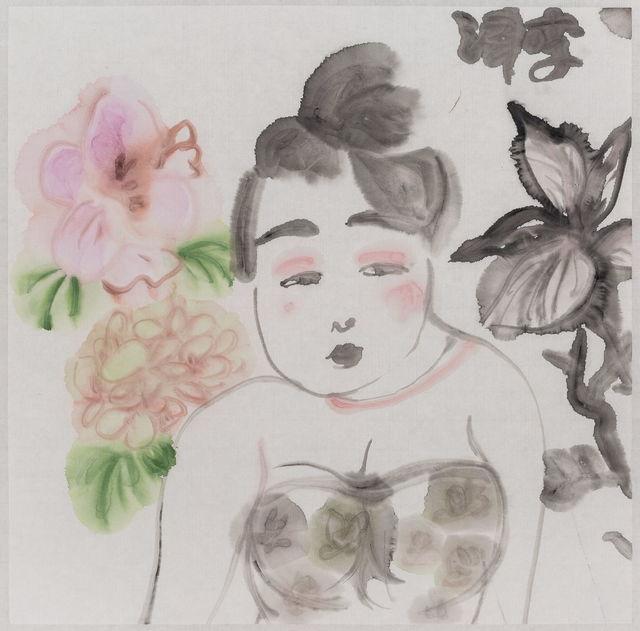, 'Peony Blossom,' 2019, Vermilion Art