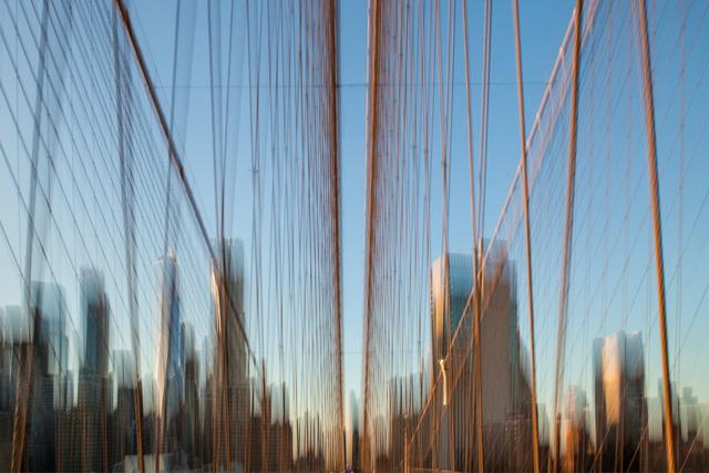 , 'New York Dream 03,' 2017-2018, Artistics