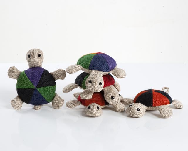 ", 'Miniature ""Therapeutic Toy"" Turtle,' 1969/2012, R & Company"