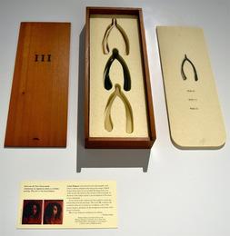 III (Three Wishbones in a Wood Box)