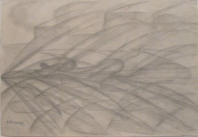 , 'Velocità di motocicletta,' 1913, Vivian Horan Fine Art