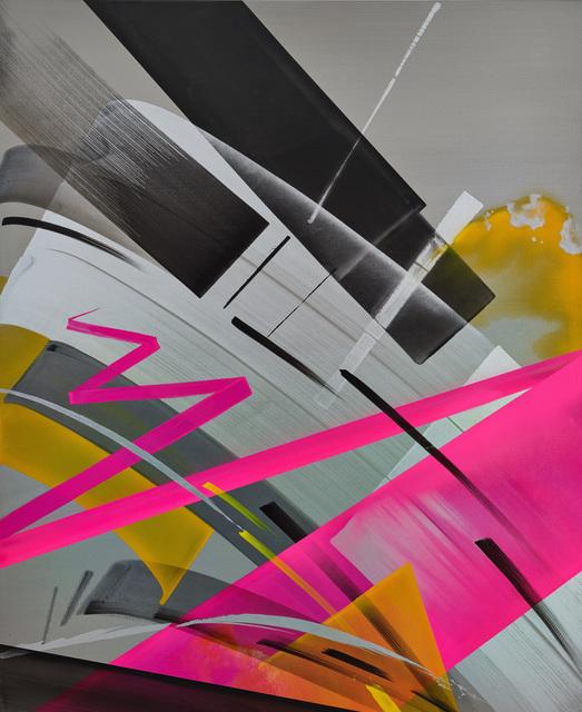 , 'Liquid Chrome,' 2018, KOLLY GALLERY